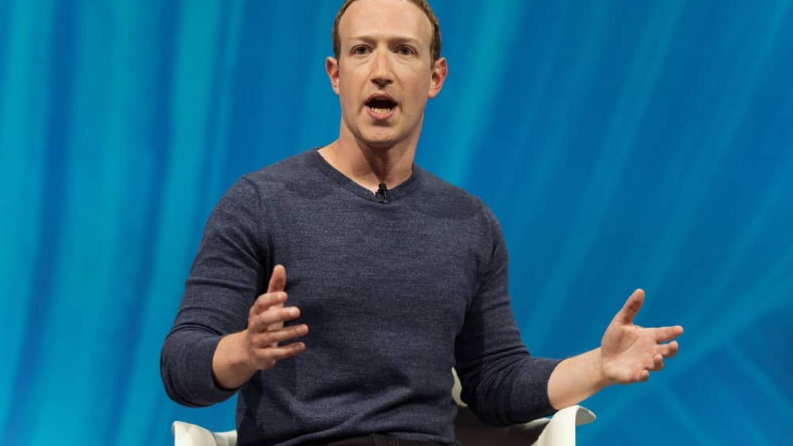 Facebook chấp nhận trả tiền nội dung cho báo chí Pháp