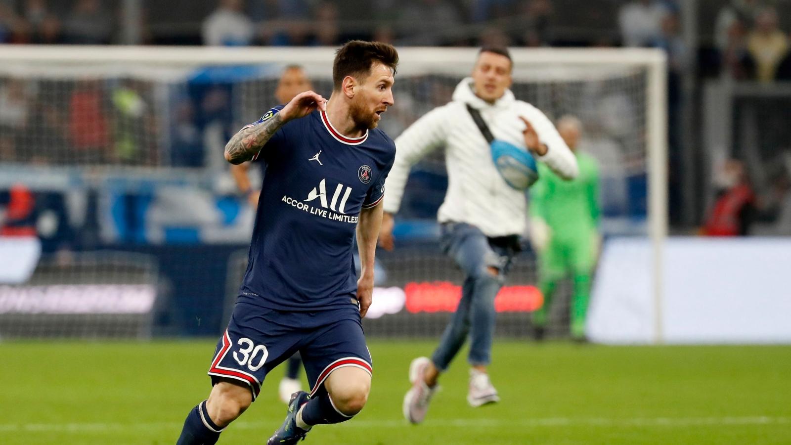 """""""Messi đang bị cô lập ở PSG"""""""