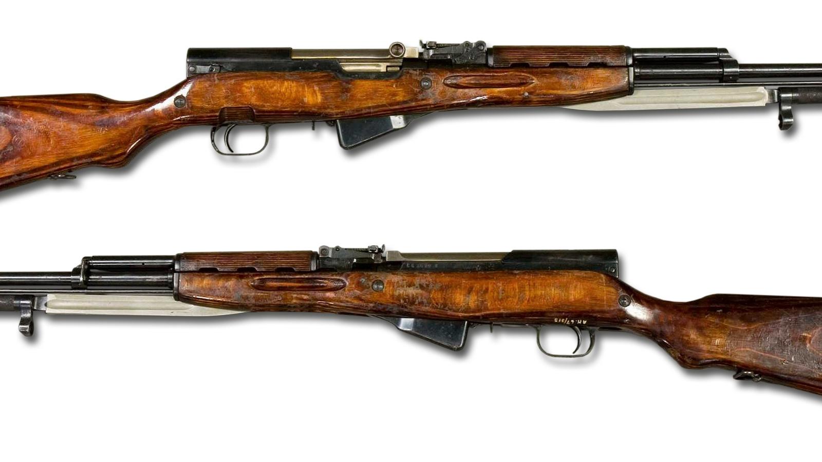 Vì sao Liên Xô chọn AK-47 và bán công nghệ súng trường SKS cho Trung Quốc?
