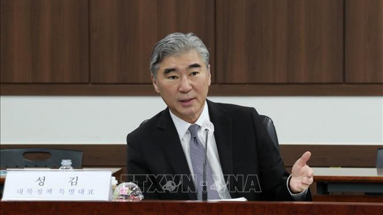 Mỹ kêu gọi Triều Tiên ngừng các vụ thử tên lửa mang tính khiêu khích và quay lại đàm phán