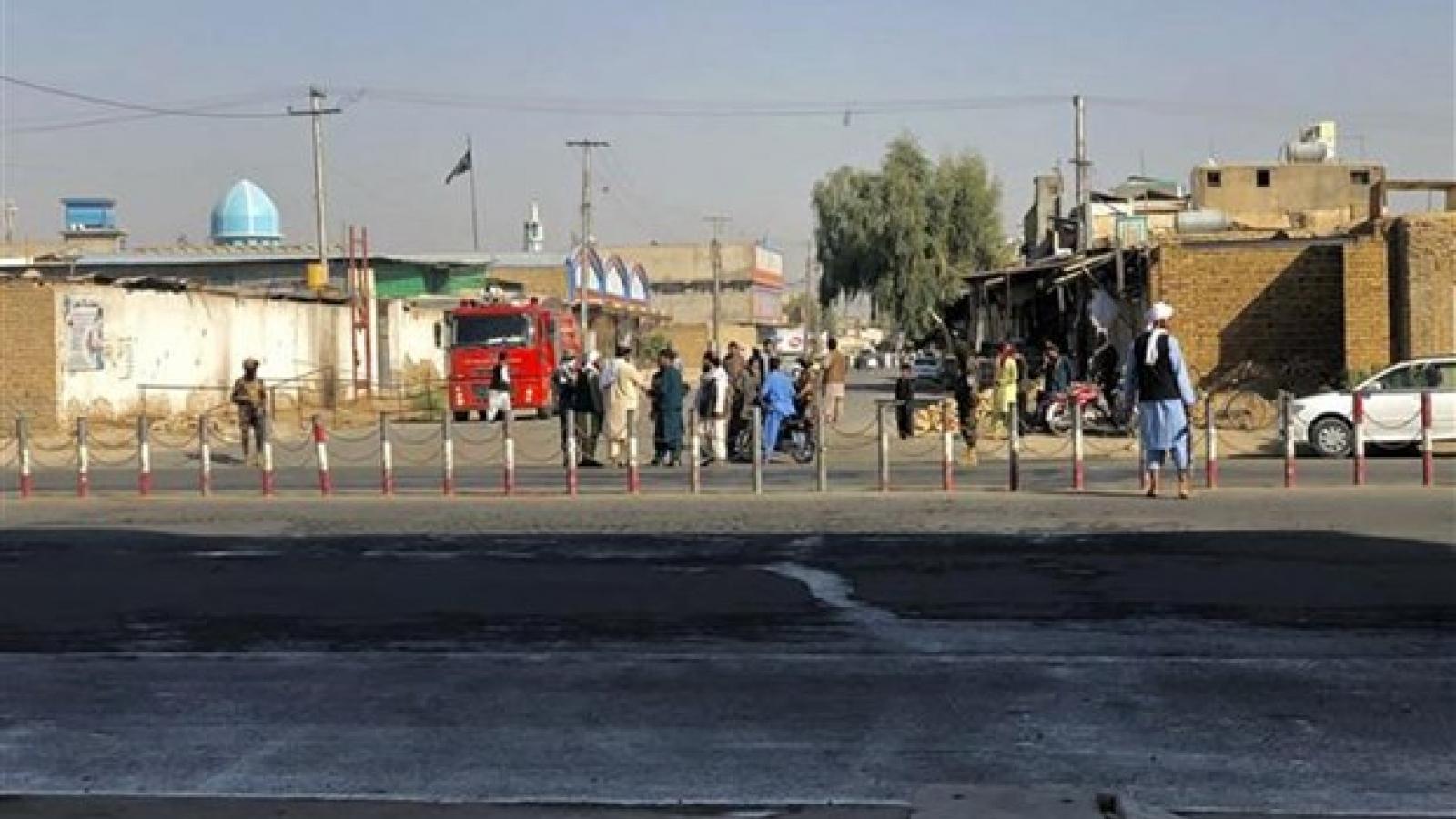 Taliban cam kết tăng cường bảo vệ các thánh đường Hồi giáo