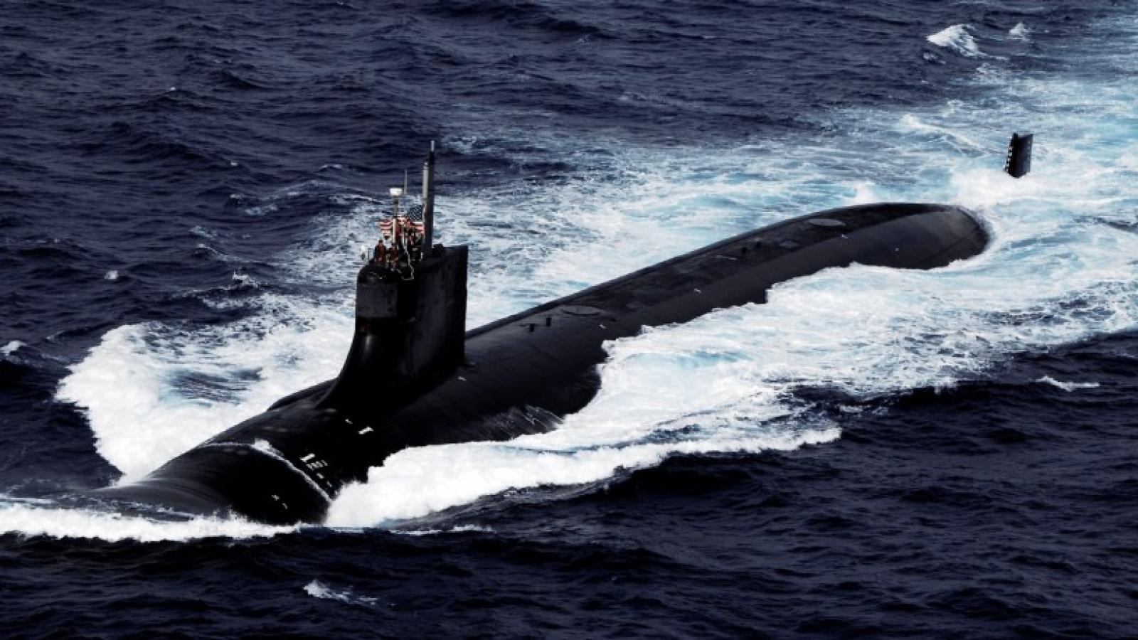 Vietnam responds to incident involving US submarines in East Sea