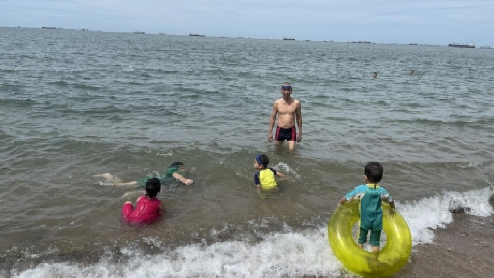 Thành phố biển Vũng Tàu đang sôi động trở lại