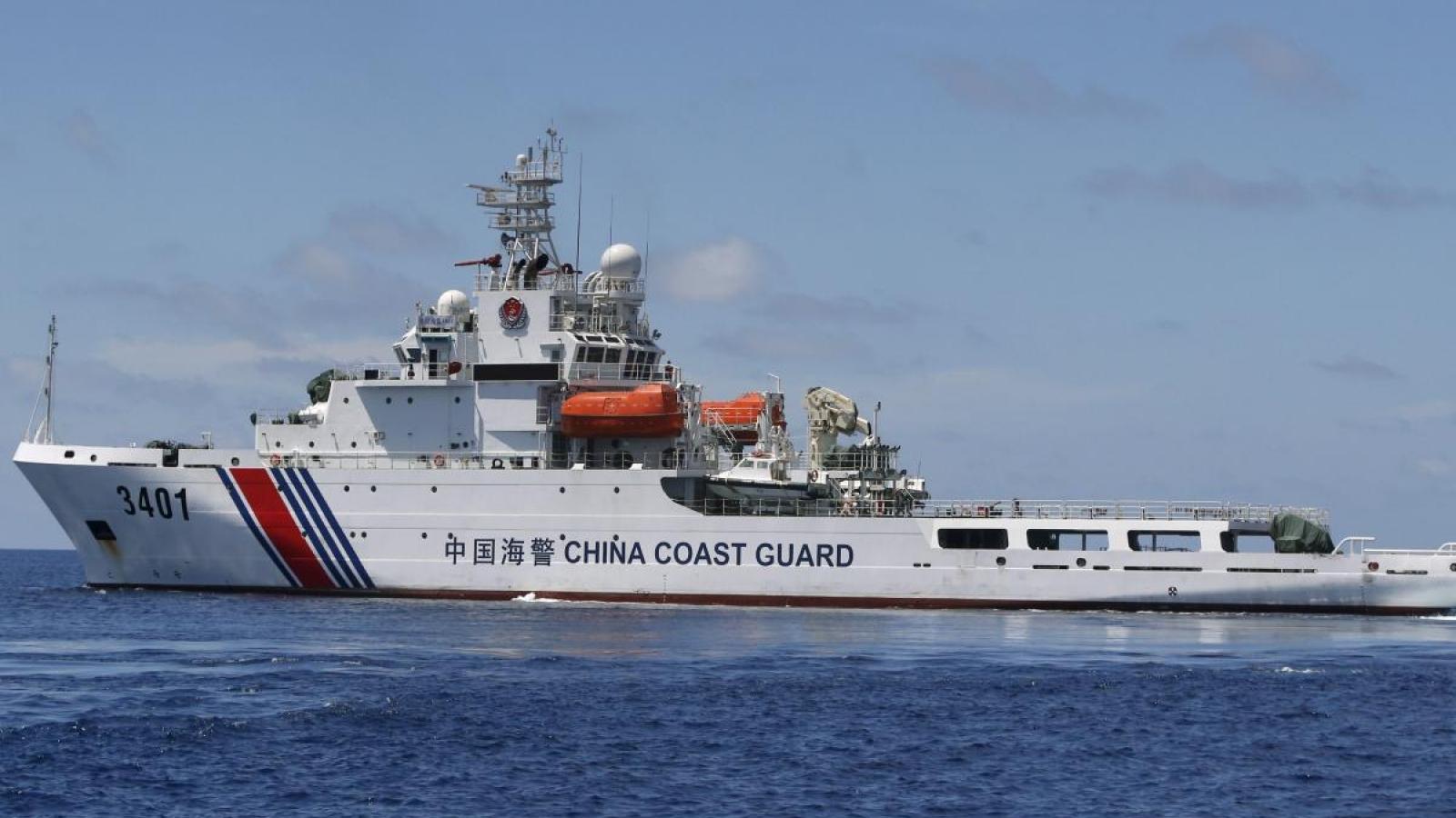 Malaysia triệu đại sứ Trung Quốc phản đối nhóm tàu Trung Quốc ở Biển Đông