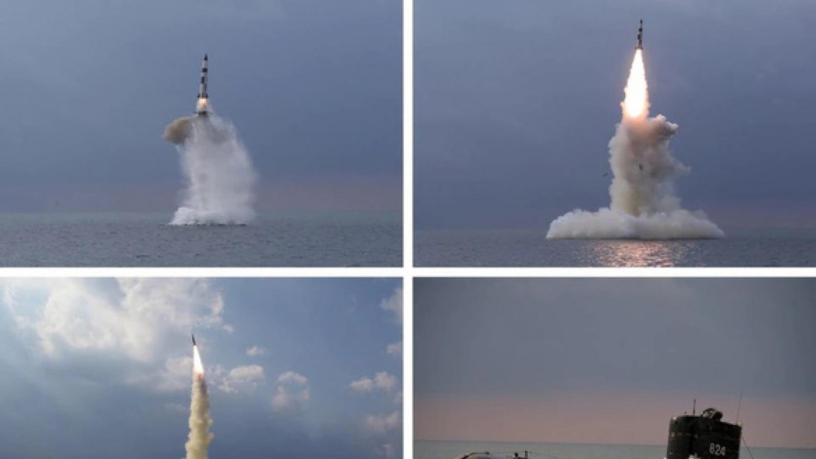 Triều Tiên phóng tên lửa, quan chức Hàn Quốc nêu việc cần phải làm ngay