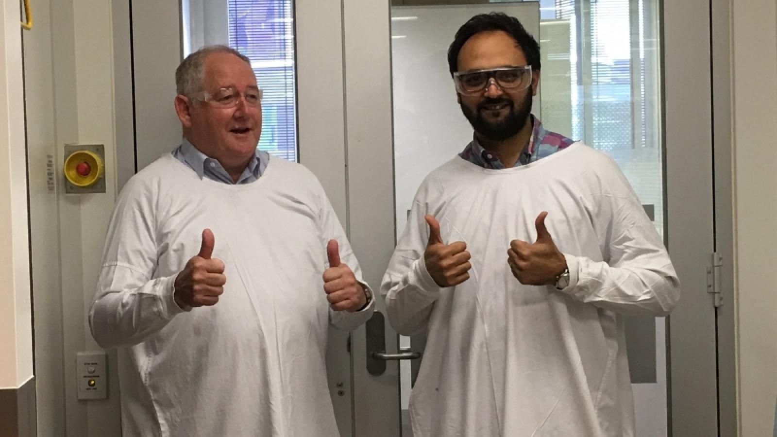 Đại dịch Covid-19 góp phần ngăn chặn một loại cúm B tại Australia