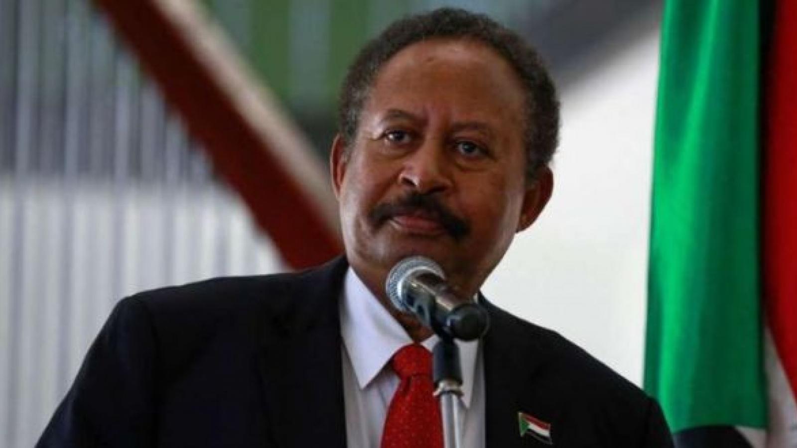 Tổng thư ký LHQ kêu gọi trả tự do ngay lập tức cho Thủ tướng Sudan và nội các
