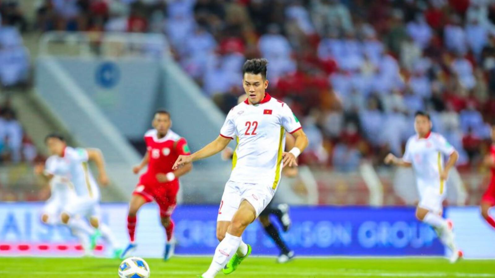 Tiến Linh đánh bại Son Heung-min để giật giải thưởng của AFC