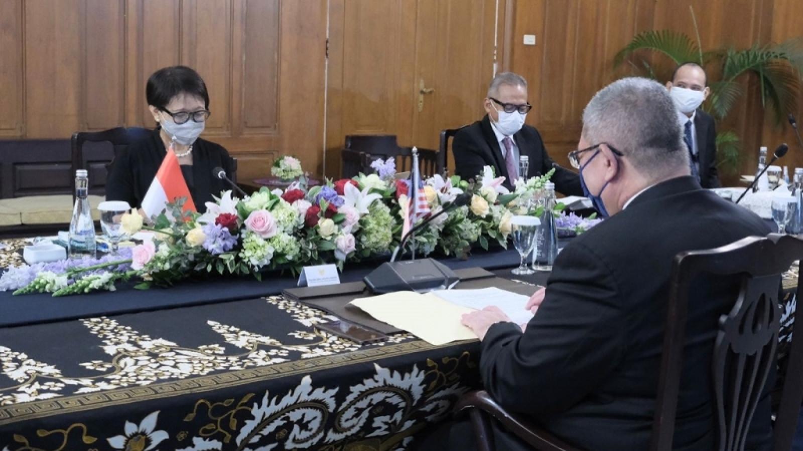 Indonesia - Malaysia lo ngại AUKUS phá vỡ sự ổn định của Đông Nam Á