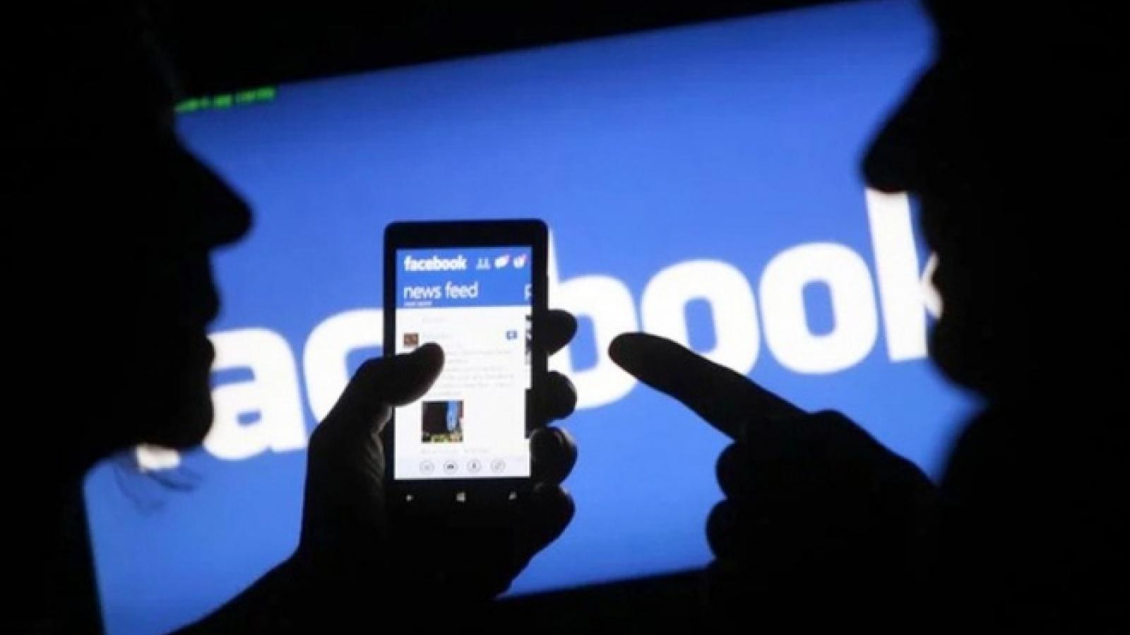 Phạt 5 triệu đồng vì đăng thông tinxúc phạm người khác trênFacebook