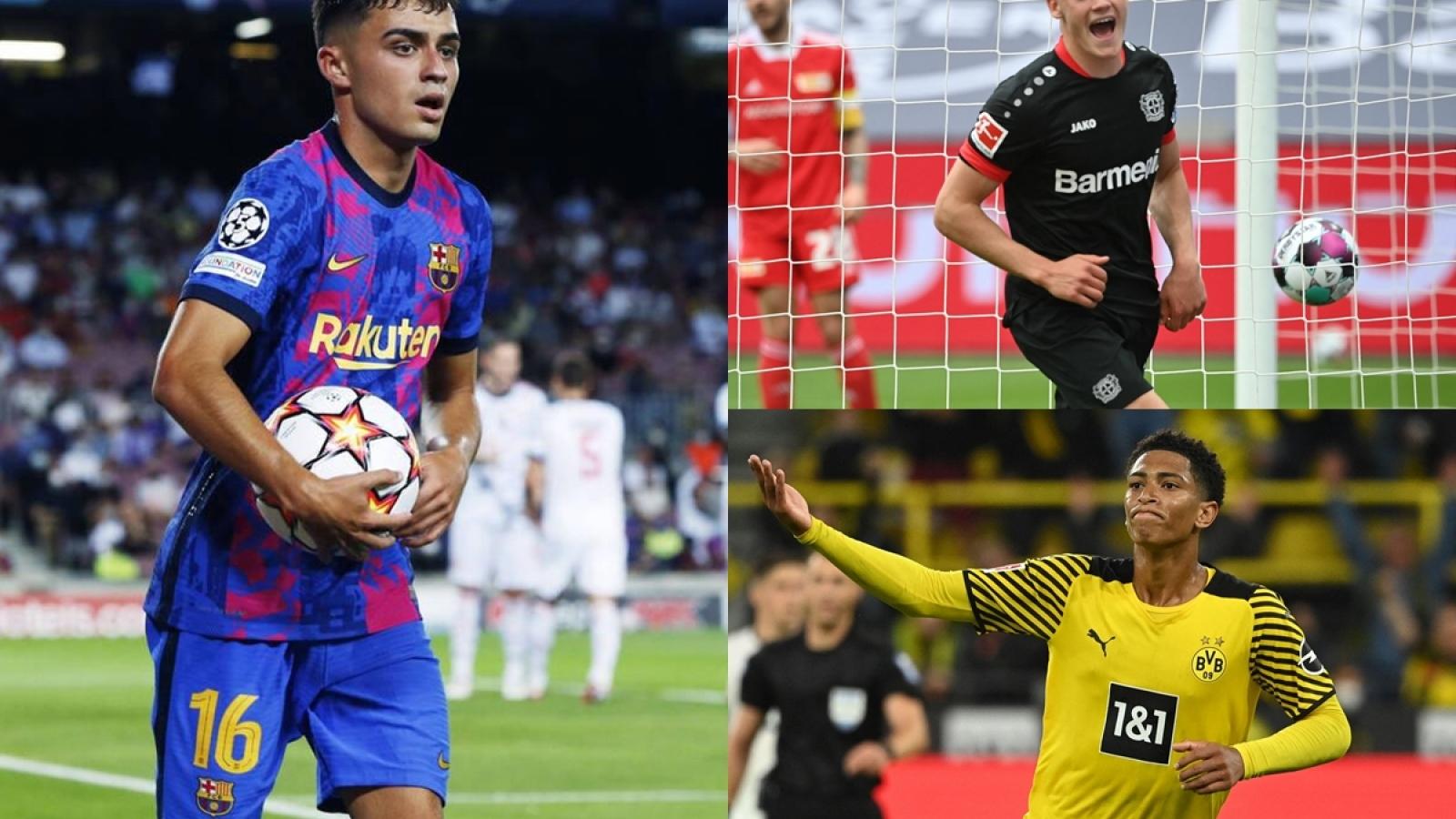 Top 10 cầu thủ U19 đắt giá nhất thế giới: Vắng bóng Premier League