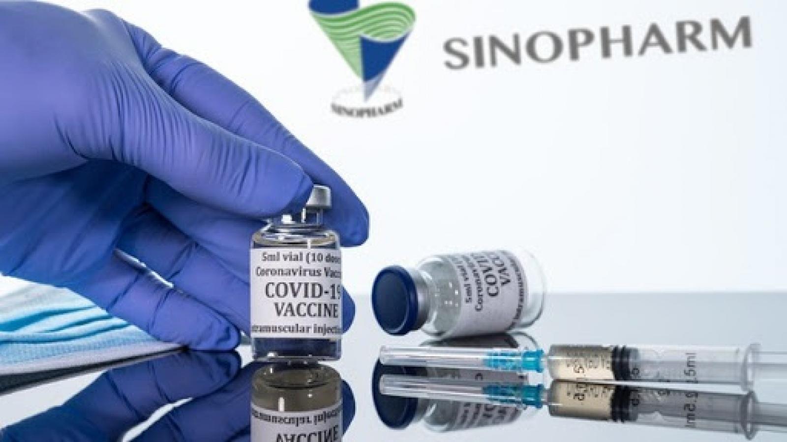 Trung Quốc bắt đầu tiêm vaccine ngừa COVID-19 cho trẻ em từ 3 tuổi