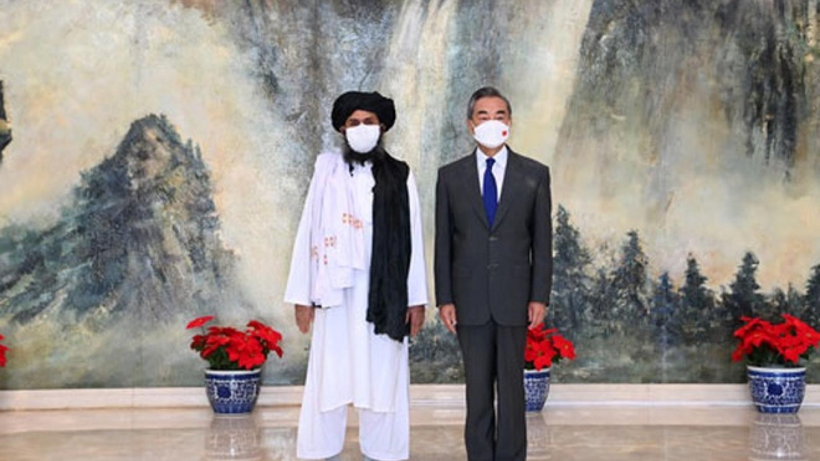 Trung Quốc cấp 1 triệu USD cho Afghanistan sau cuộc gặp với đại diện Taliban