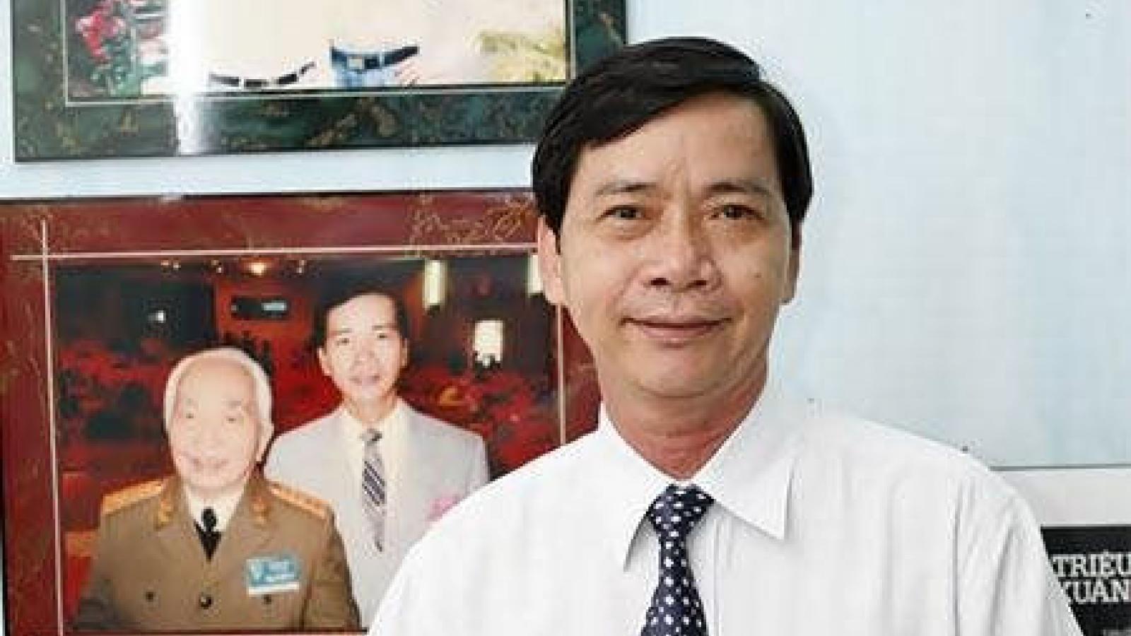 Nhà văn Triệu Xuân qua đời ở tuổi 69