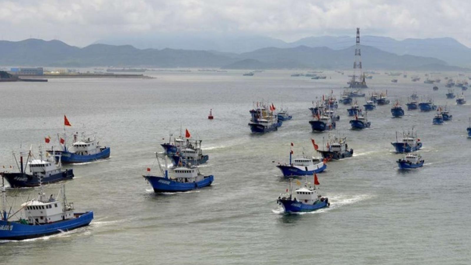 Ủy ban Đối ngoại Thượng viện Mỹ thúc đẩy dự luật trừng phạt Trung Quốc ở Biển Đông