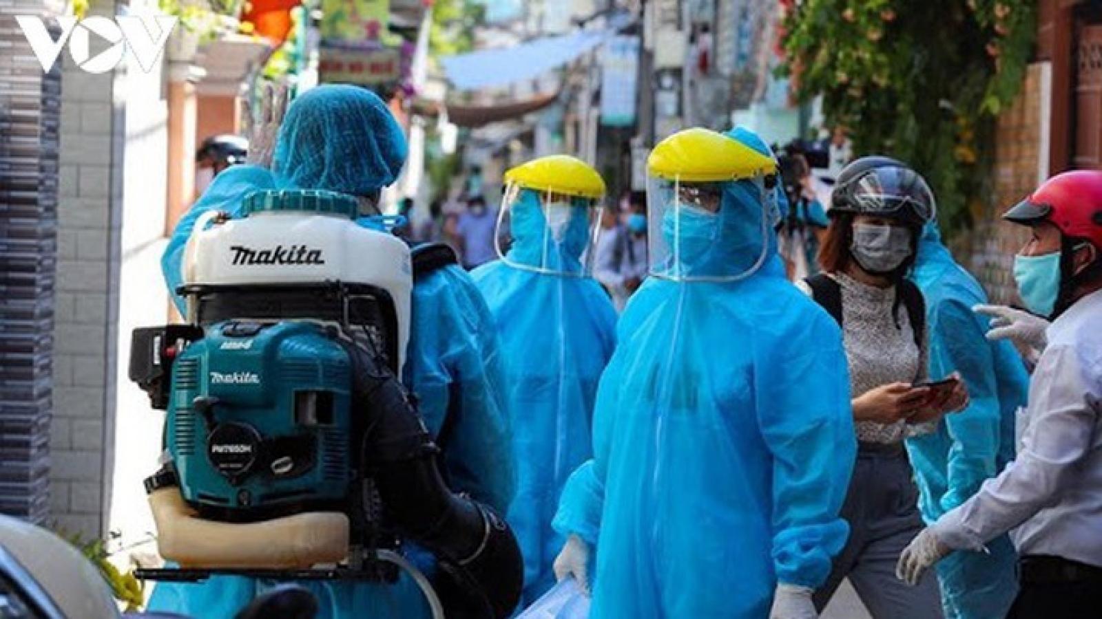 CDC Thanh Hoá cử 2 đội phản ứng nhanh hỗ trợ dập dịch tại Thị xã Bỉm Sơn