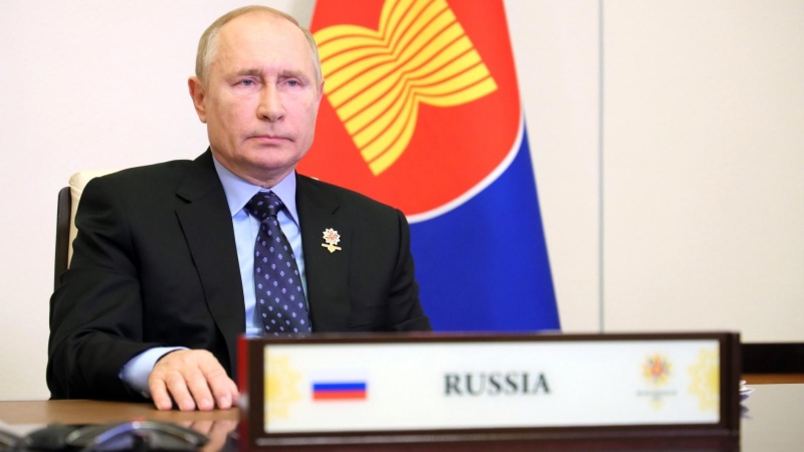 Nga ủng hộ việc công nhận lẫn nhau các chứng chỉ tiêm phòng Covid-19