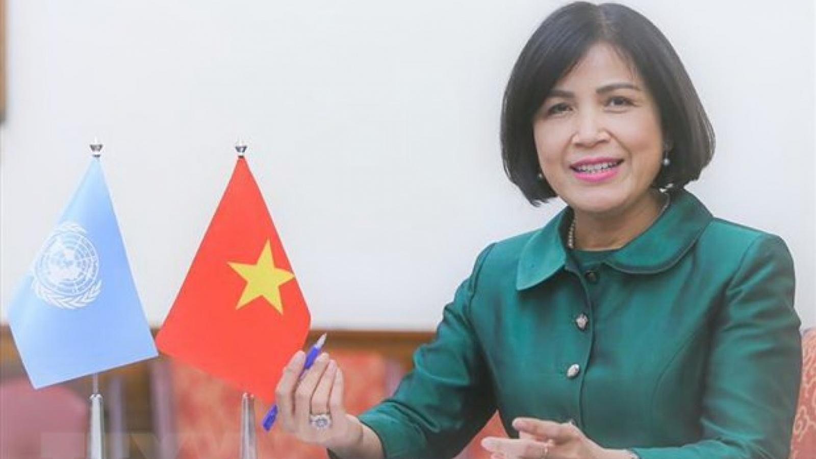 Việt Nam tích cực thảo luận tại Khóa họp thứ 48 Hội đồng Nhân quyền