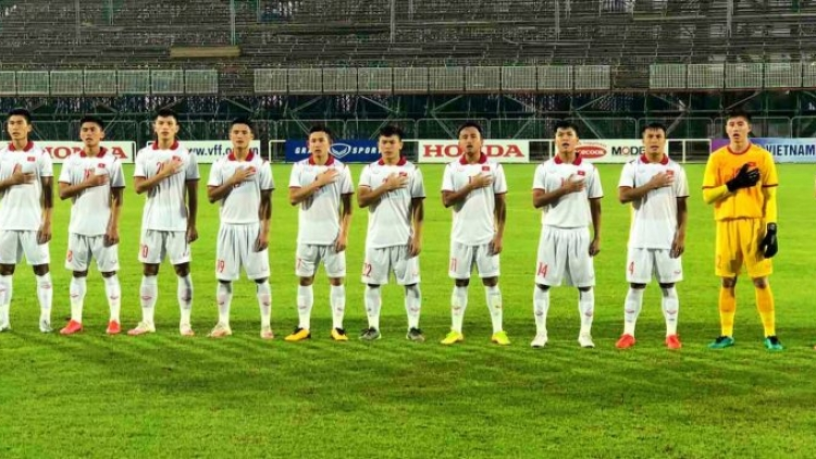 Trực tiếp U23 Việt Nam 1-0 U23 Kyrgyzstan: Lê Văn Đô mở tỷ số
