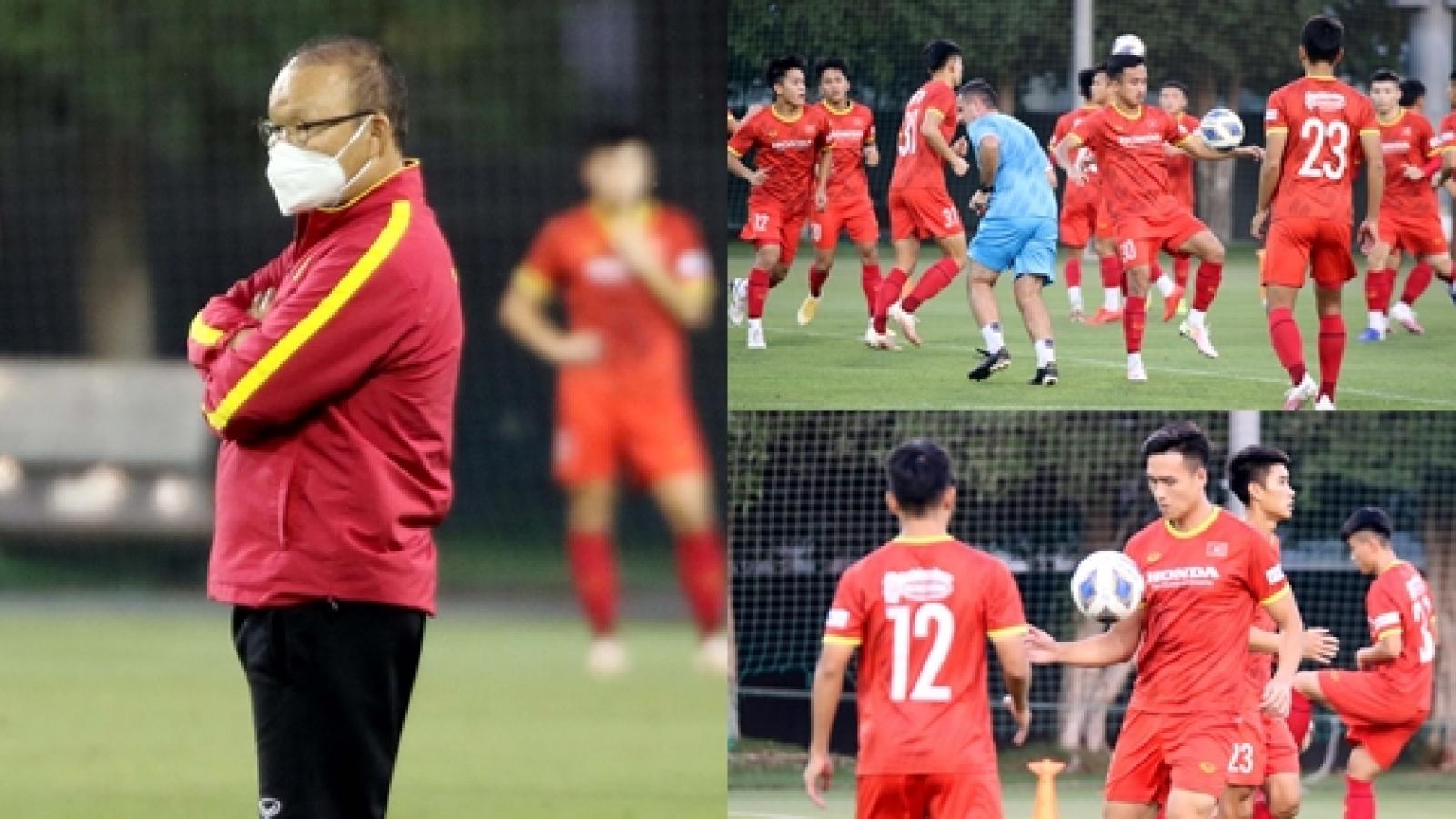 U23 Việt Nam lần đầu đầy đủ quân số, thầy Park có động thái đặc biệt