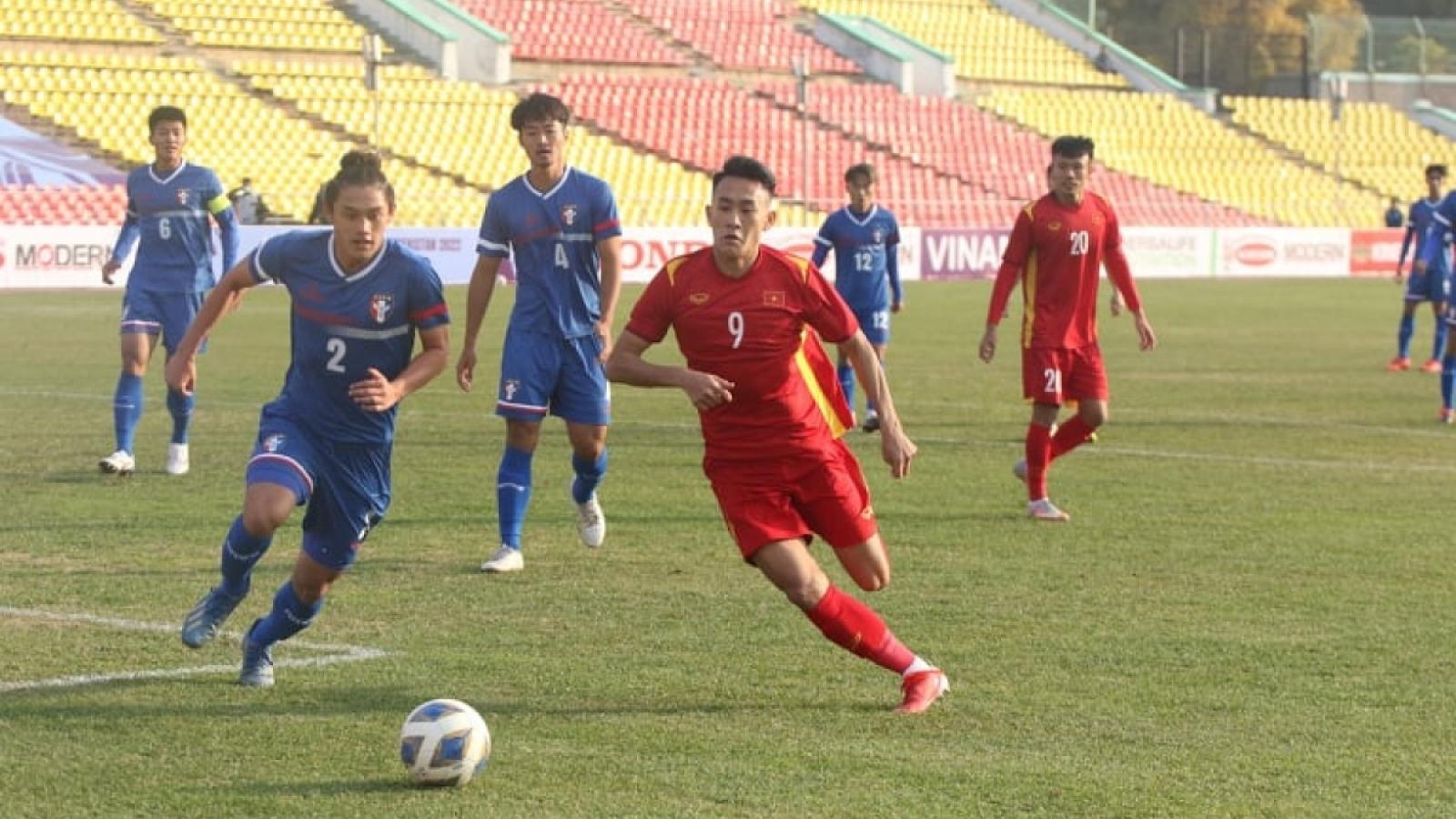 Bảng xếp hạng vòng loại U23 châu Á 2022: Việt Nam dẫn đầu, Thái Lan gây thất vọng
