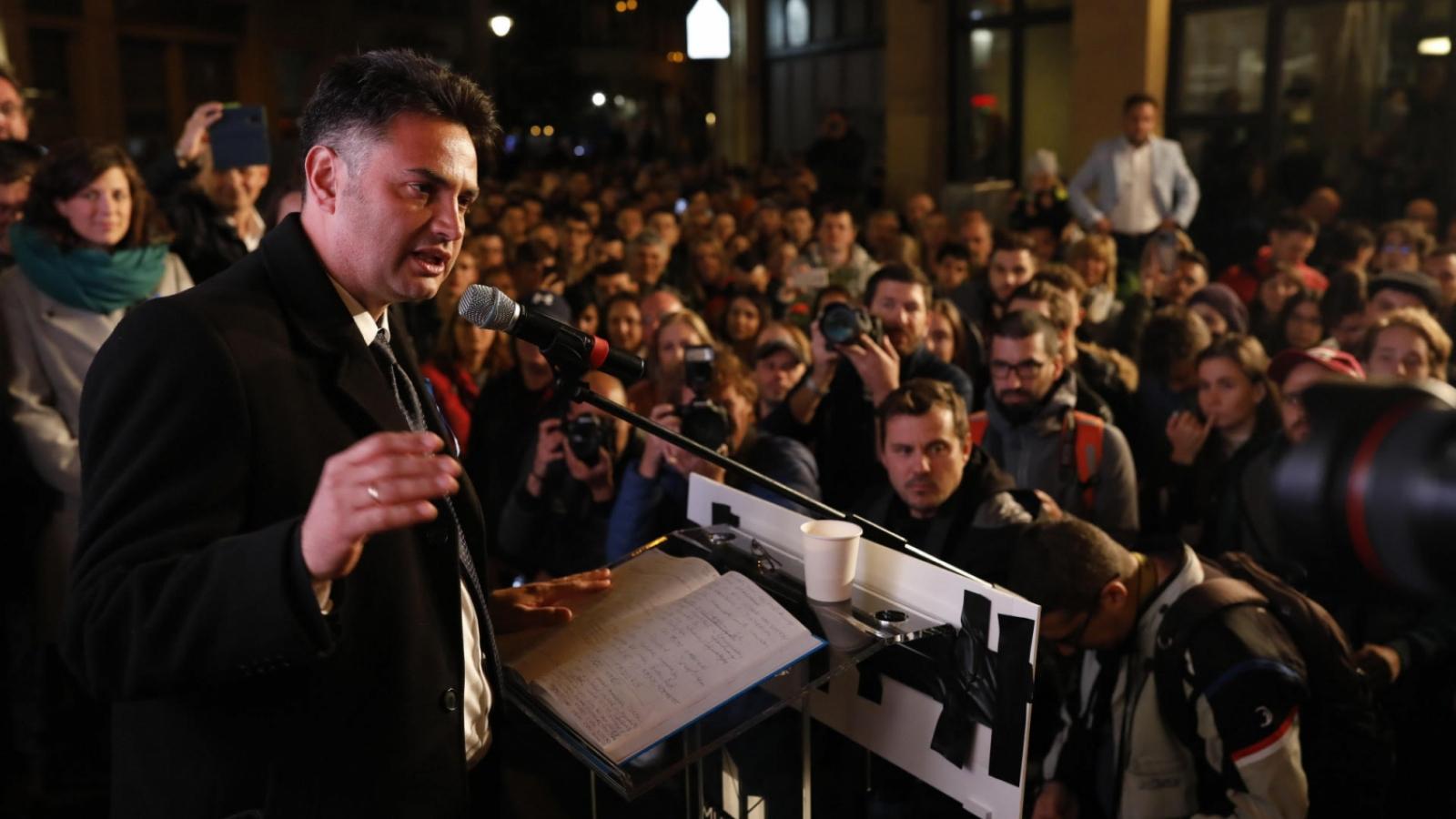 Hungary: Phe đối lập chọn được ứng cử viên Thủ tướng duy nhấttại cuộc tổng tuyểncử 2022