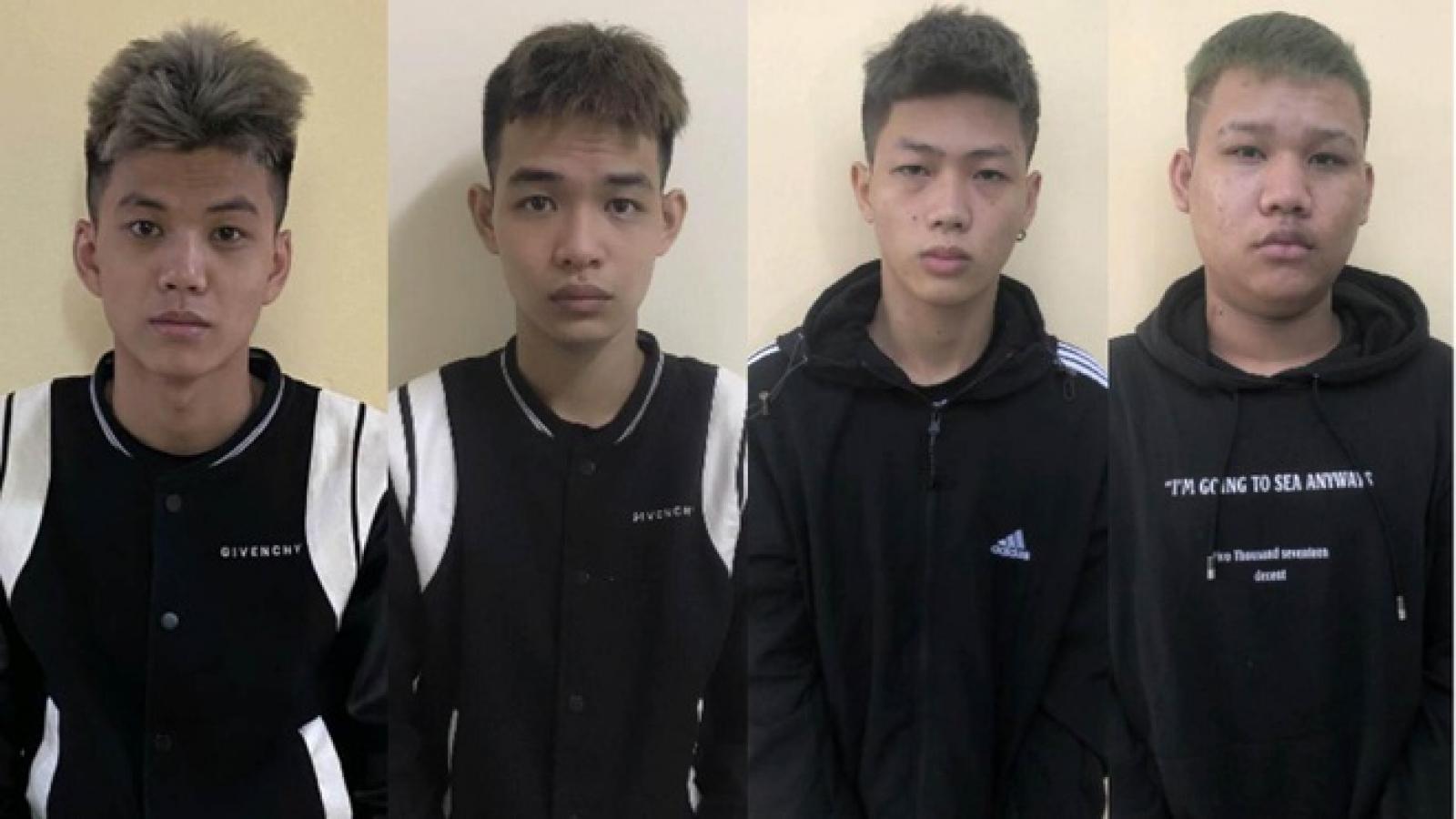Nóng 24h: Bốn đối tượng truy sát khiến người đàn ông tử vong tại Hà Nội