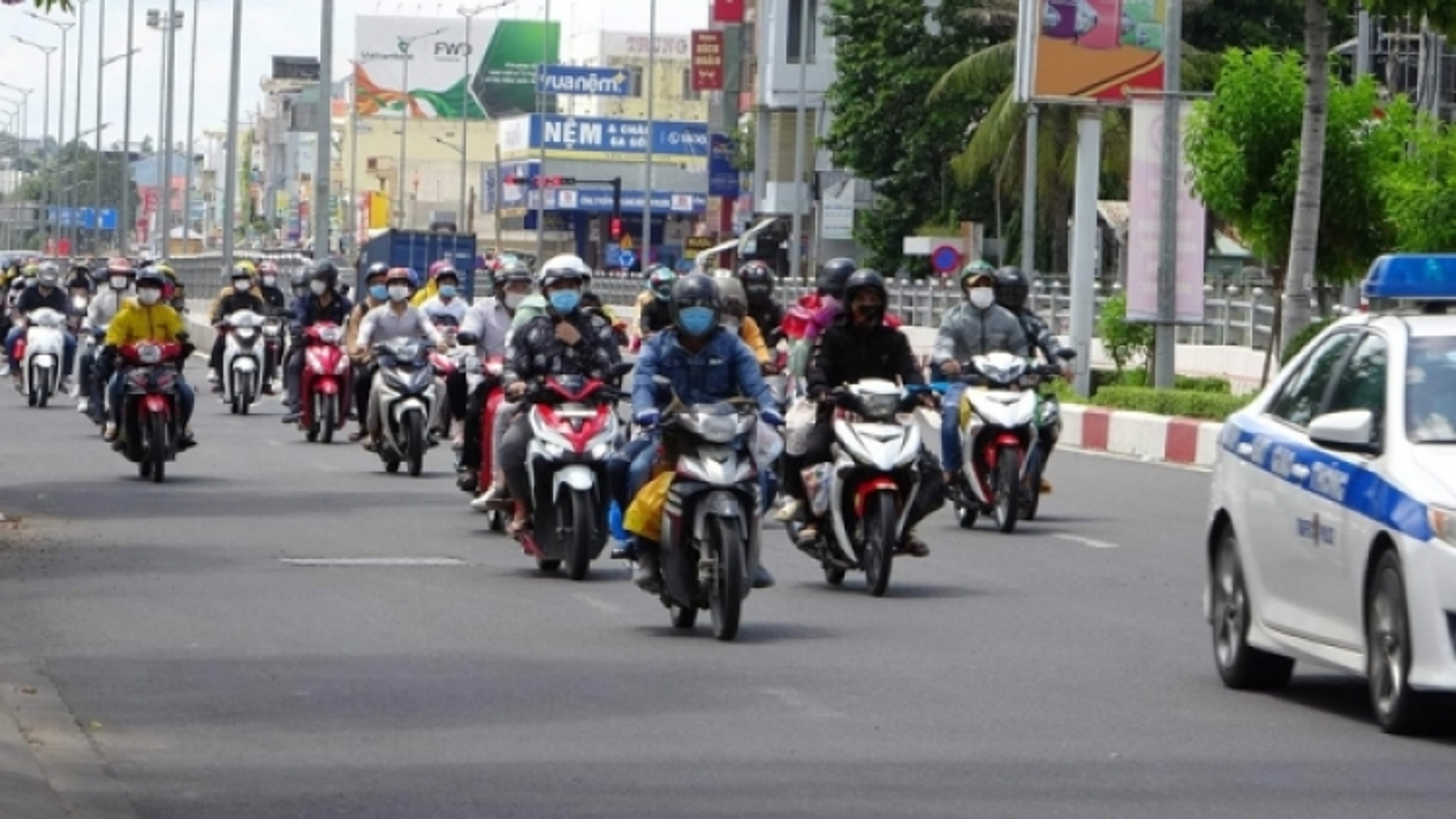 """Các ấp, khu phố ở Đồng Nai từng bước """"mở cửa"""" theo lộ trình từ 1/10"""