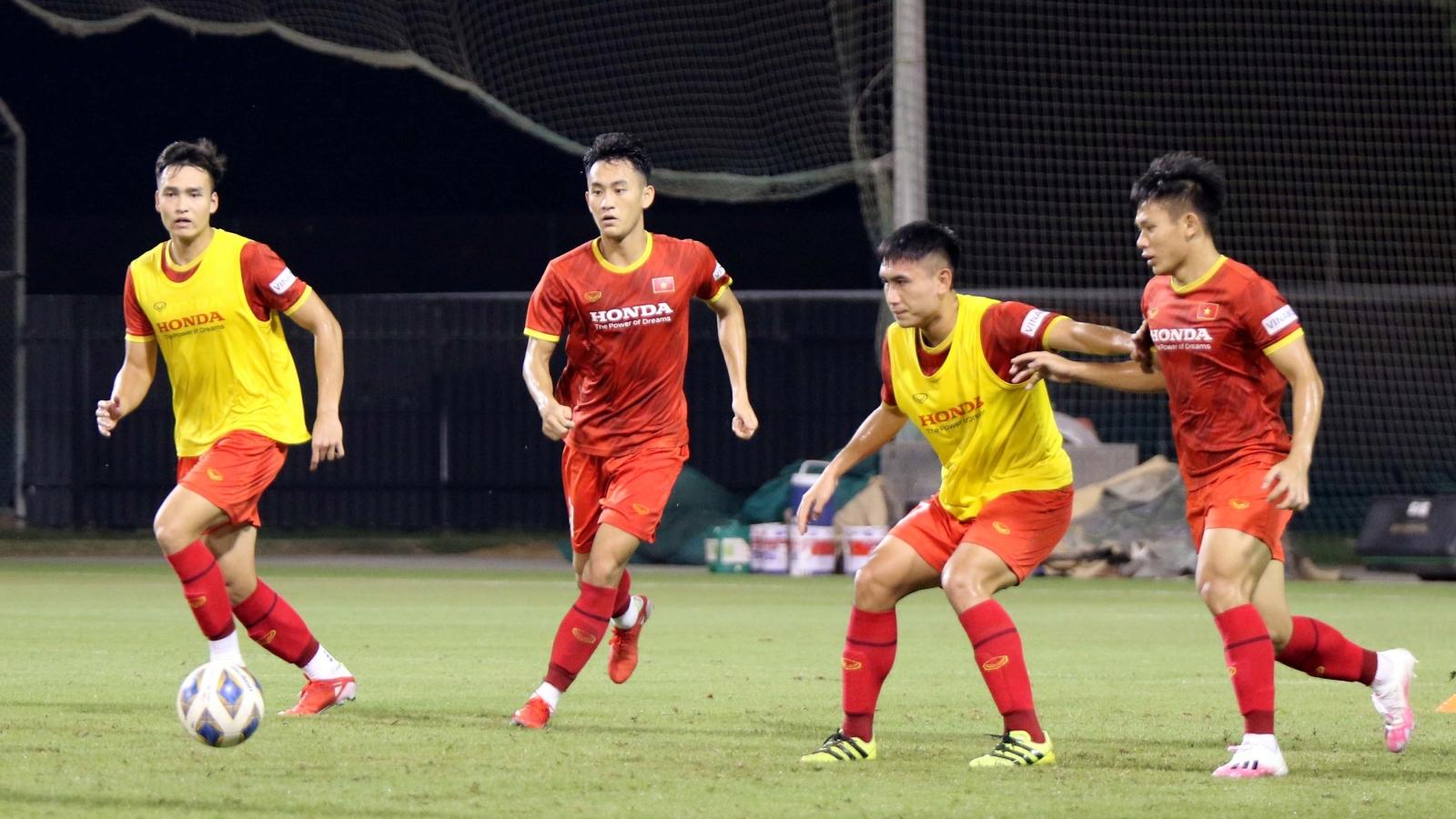 HLV Park ấn định thời gian chốt danh sách U23 Việt Nam dự vòng loại U23 châu Á 2022