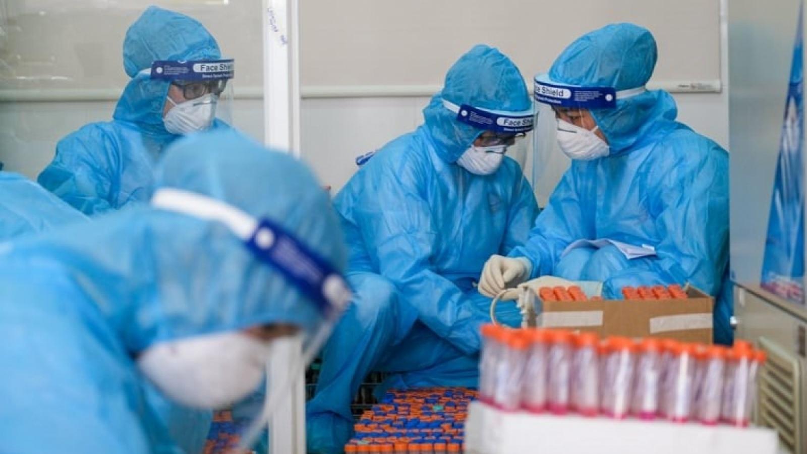 Thanh Hoá tăng cường kiểm soát lây lan từ ổ dịch COVID-19 ở thị xã Bỉm Sơn