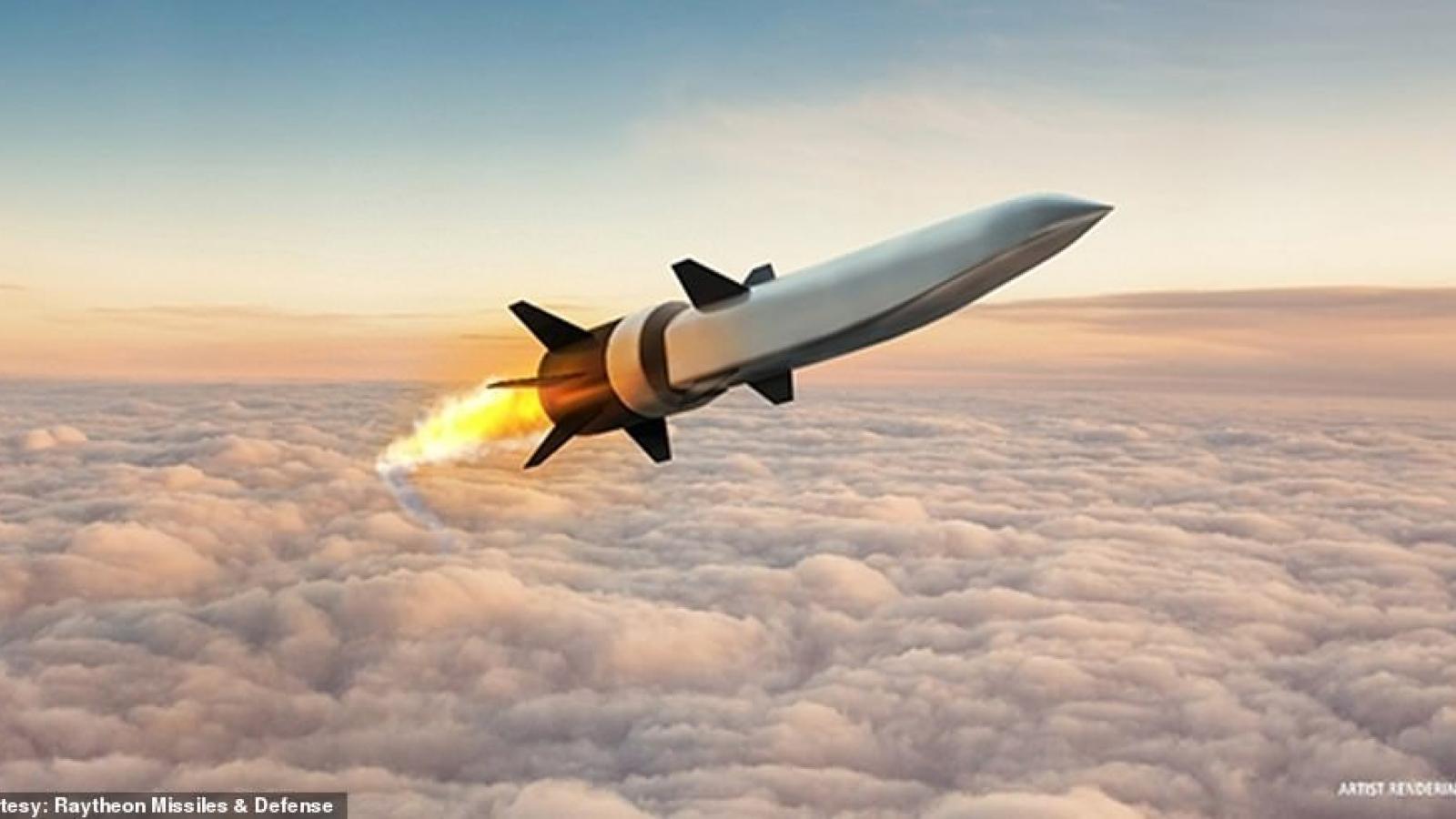 Nóng cuộc chạy đua phát triển vũ khí siêu thanh của Mỹ, Nga và Trung Quốc
