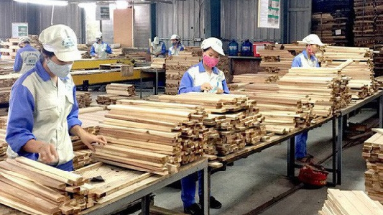 Wood and forestry exports surge over nine-month period