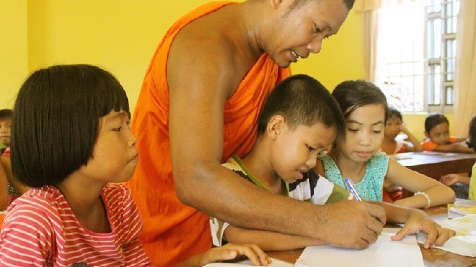 Kien Giang improves education, training for Khmer ethnics