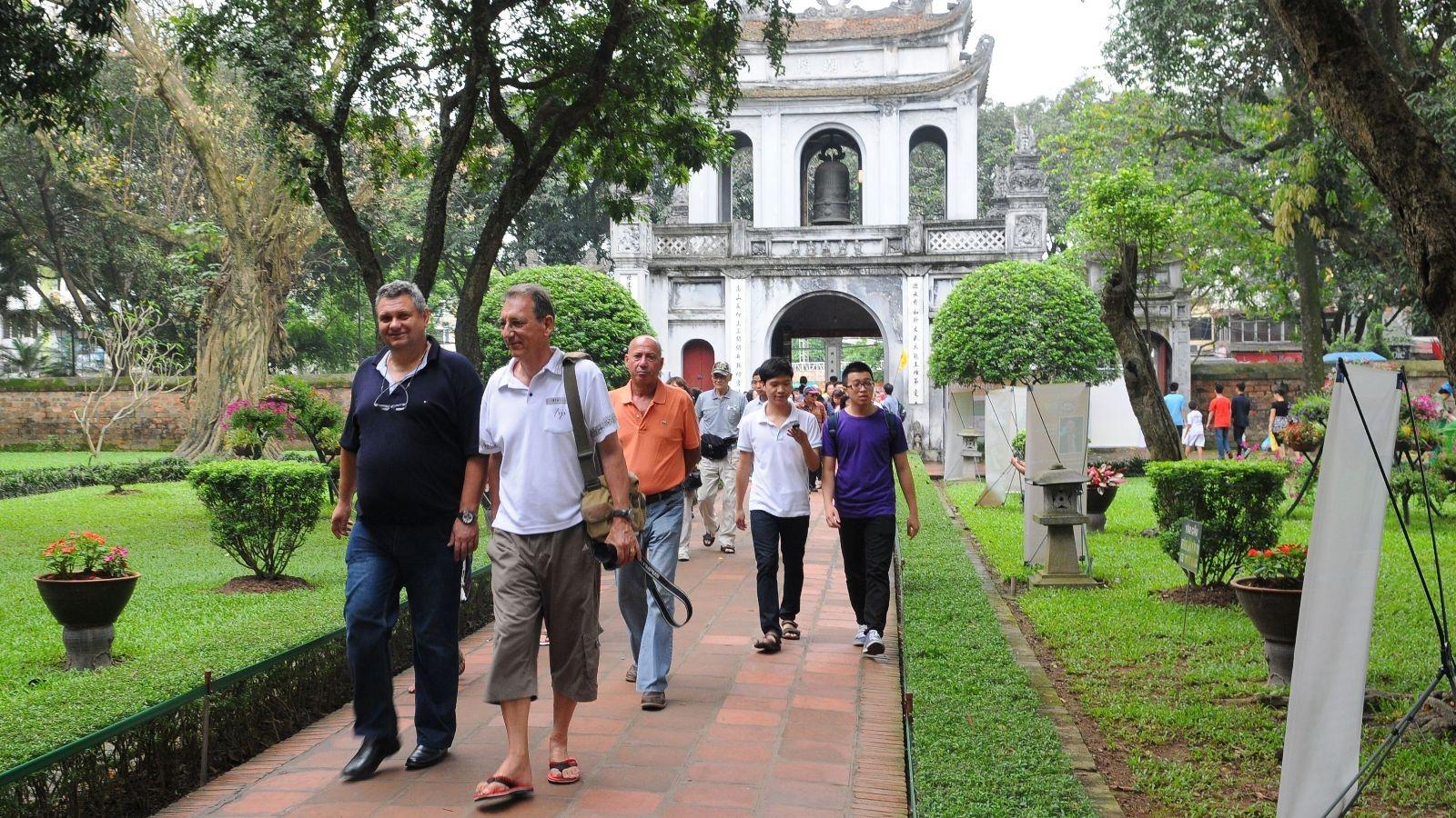 CNN continues running Hanoi tourism programme