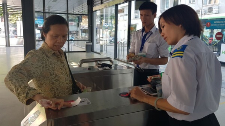 Hanoi to launch BRT e-tickets on October 10