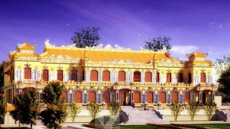 Thua Thien-Hue: VND123 billion for restoration of Kien Trung Palace