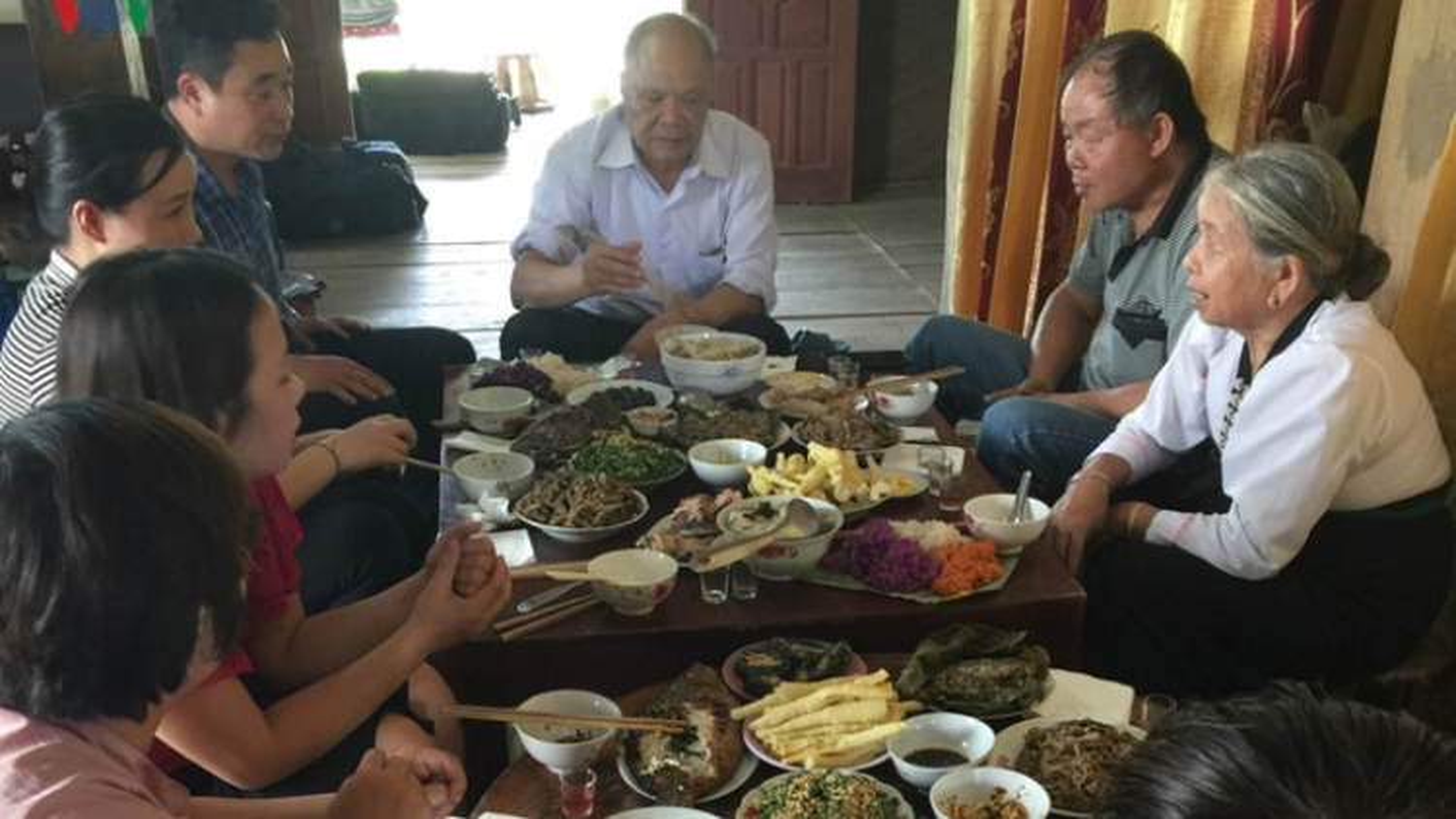 Xip Xi Festival of the White Thai