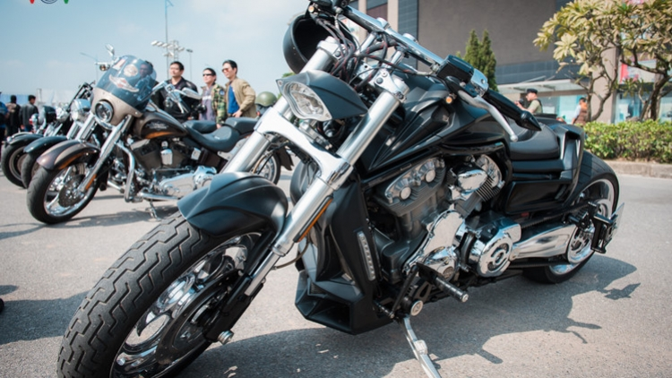 Motorcycle festival launched in Hanoi