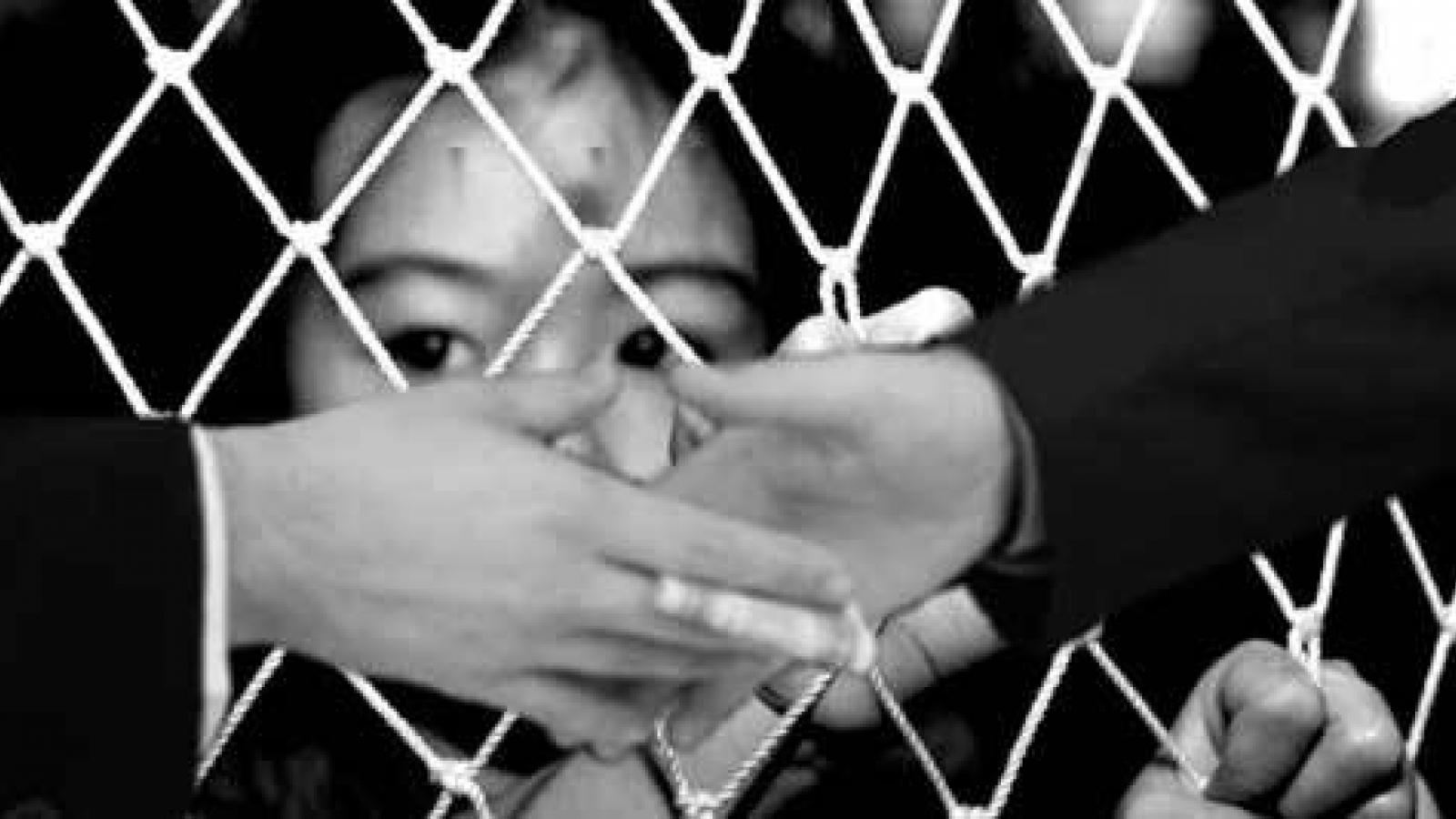 Campaign to raise awareness on tackling human trafficking