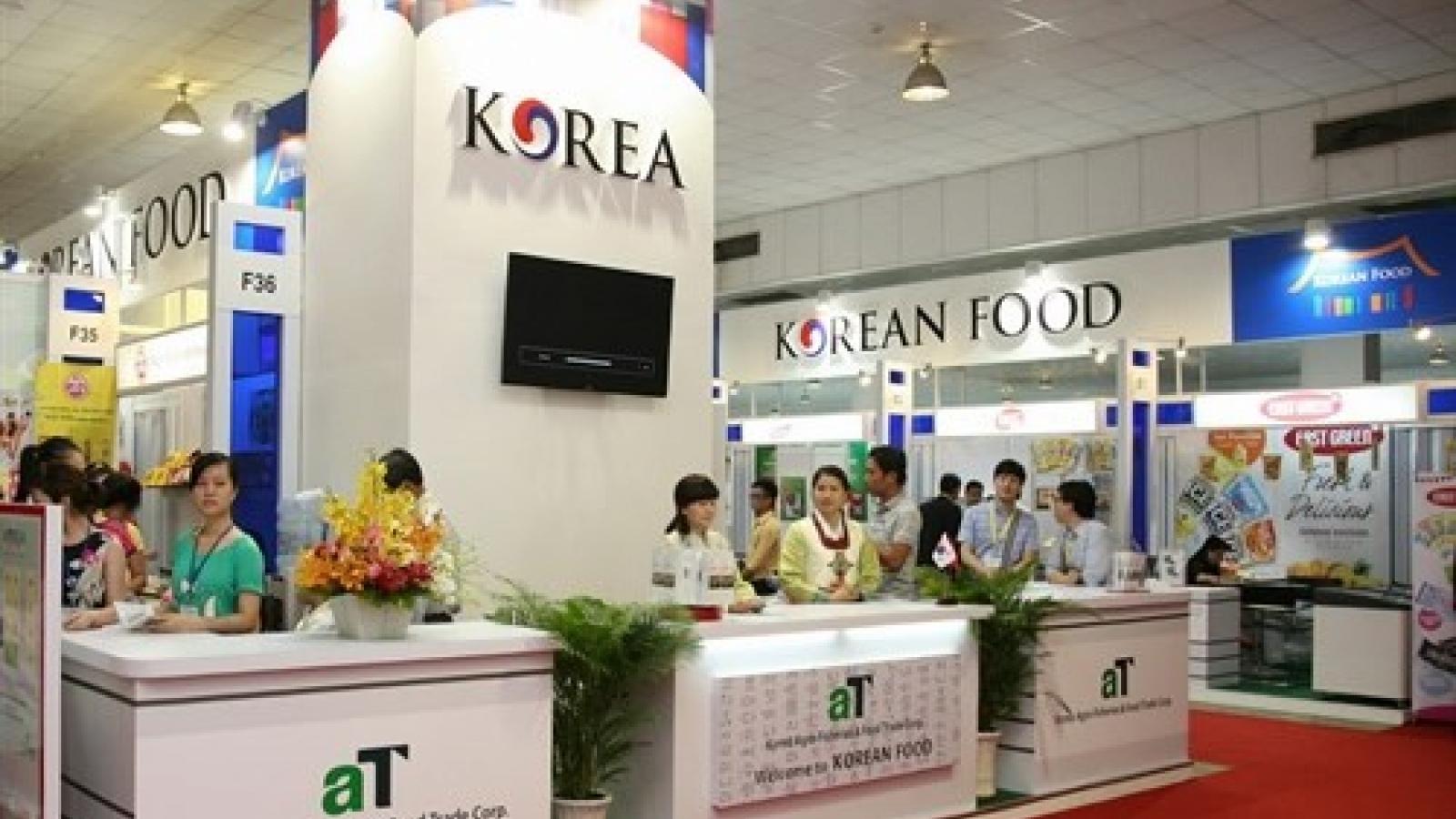 ROK processed food industry bullish on Vietnam