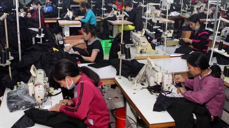 Garment sector eyes US$34b exports