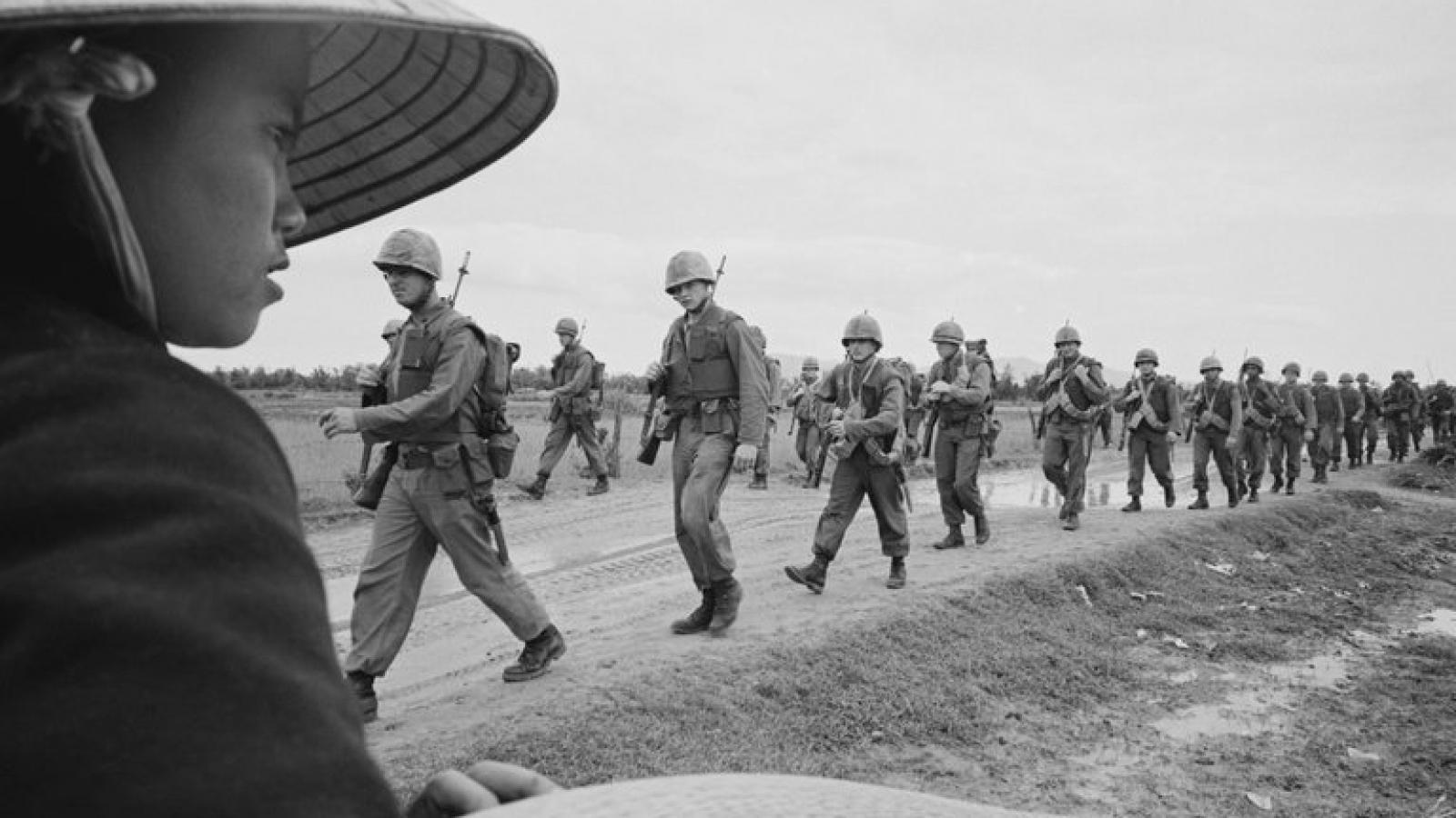 Vietnam speaks out on US documentary TV series 'The Vietnam War'
