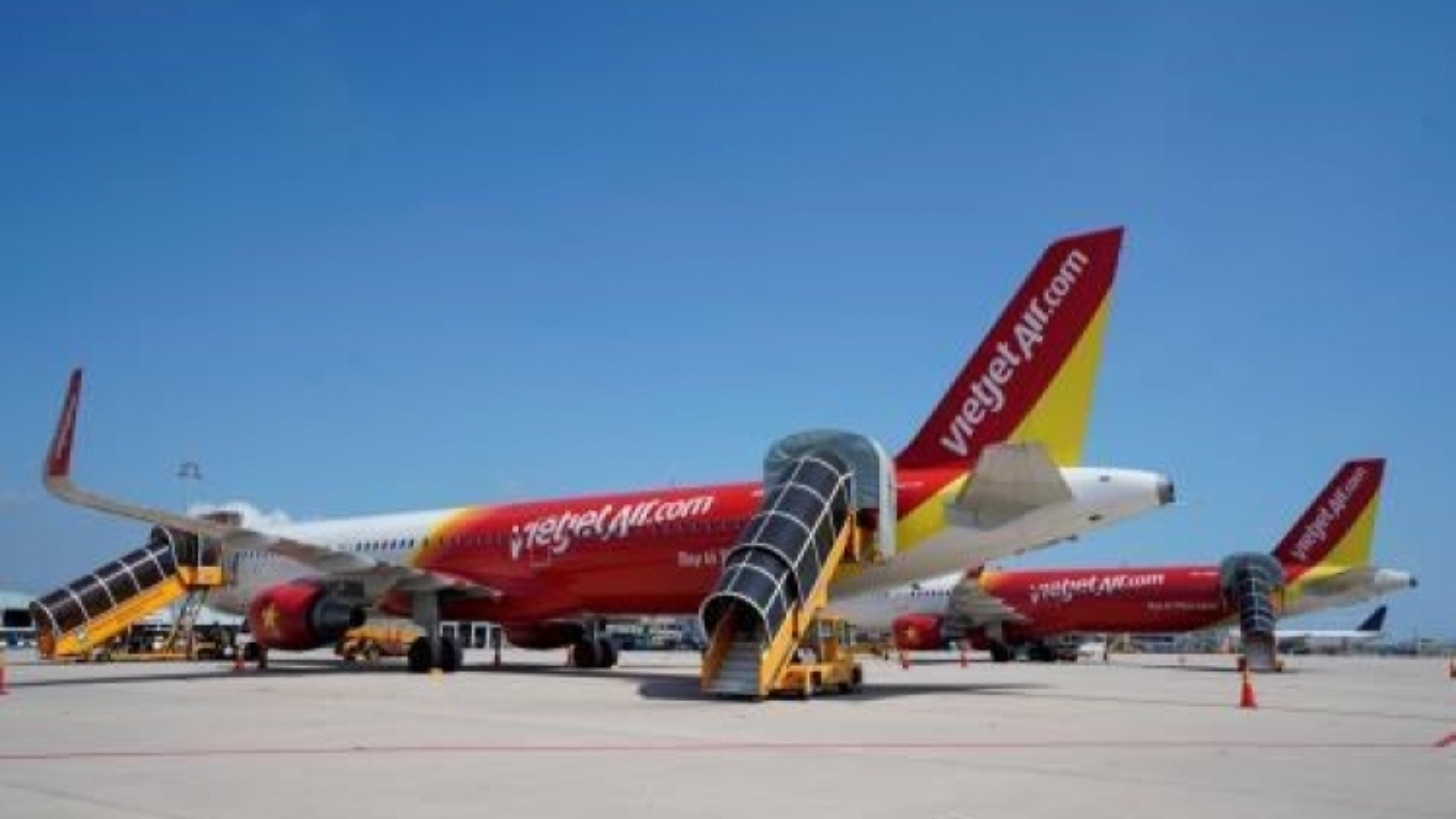 Vietjet Air reschedules flights to Busan due to Typhoon Danas