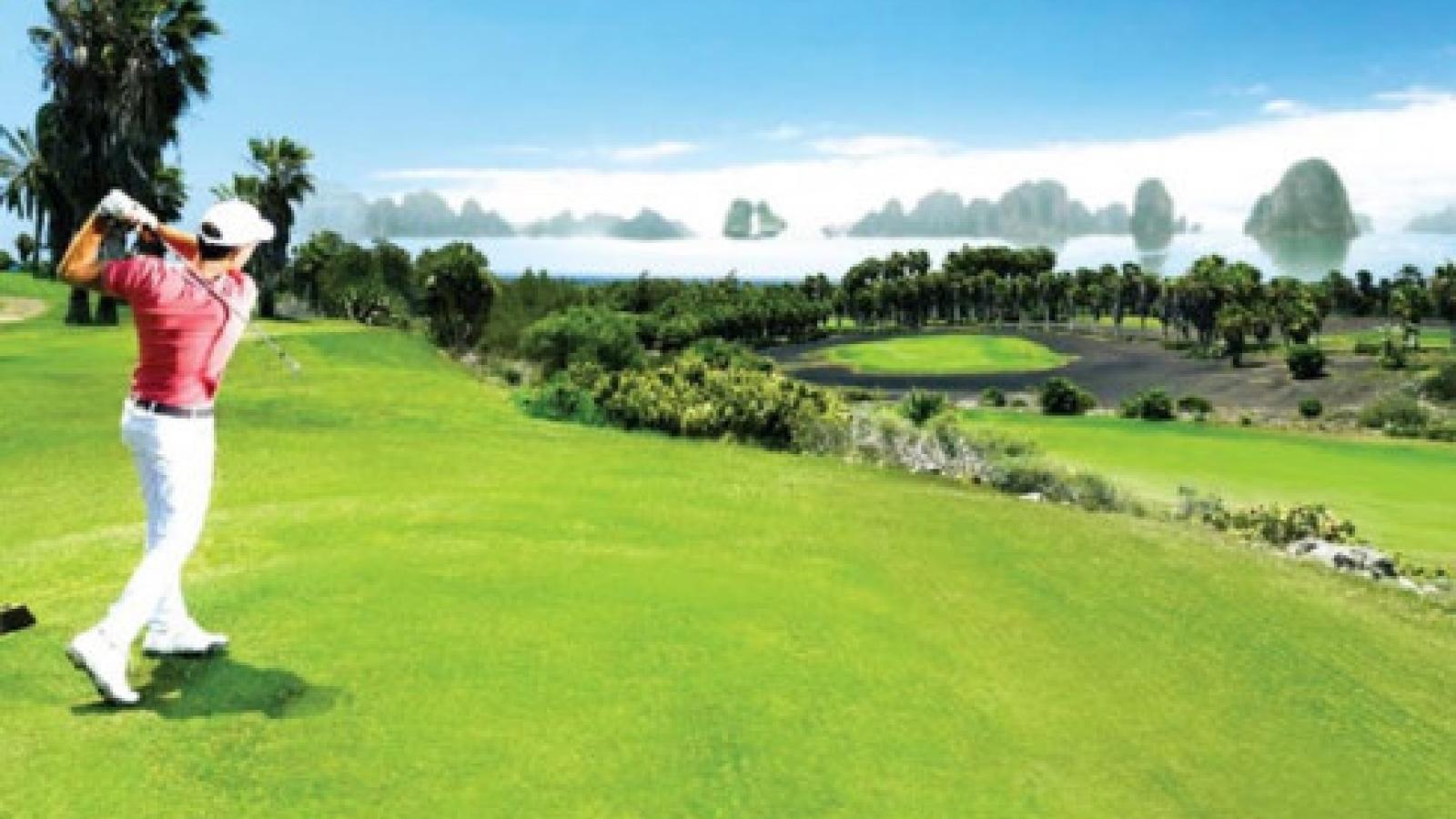 Vietnam-an emerging top destination for golf tourism