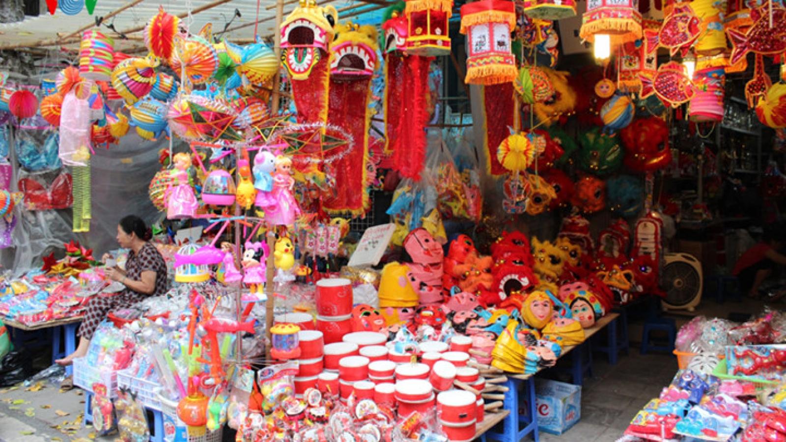 Traditional toys still rule Mid-Autumn Festival