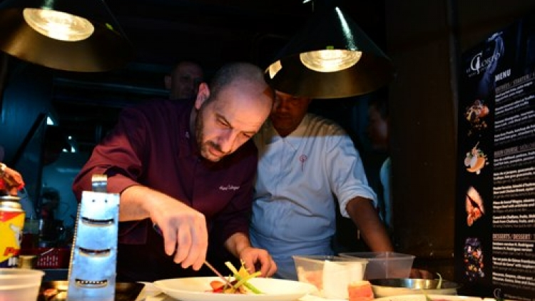 French Chef brings flair to Le Corto's in HCM City