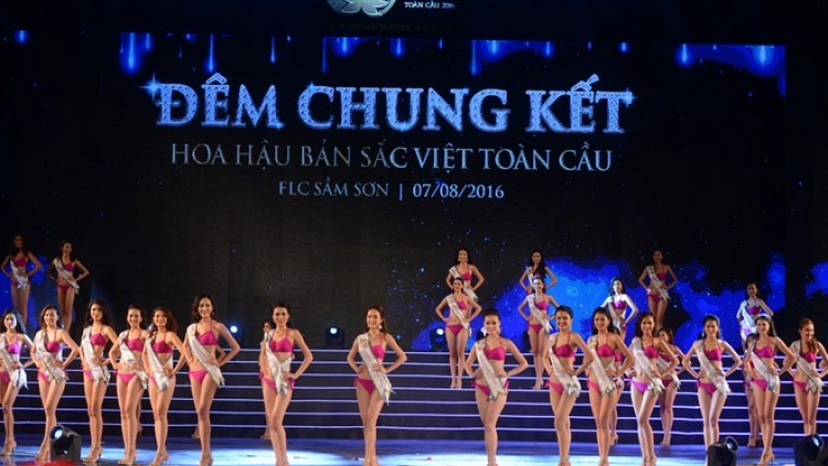 Candidates of Miss Vietnam Heritage Global show off beauty in bikini