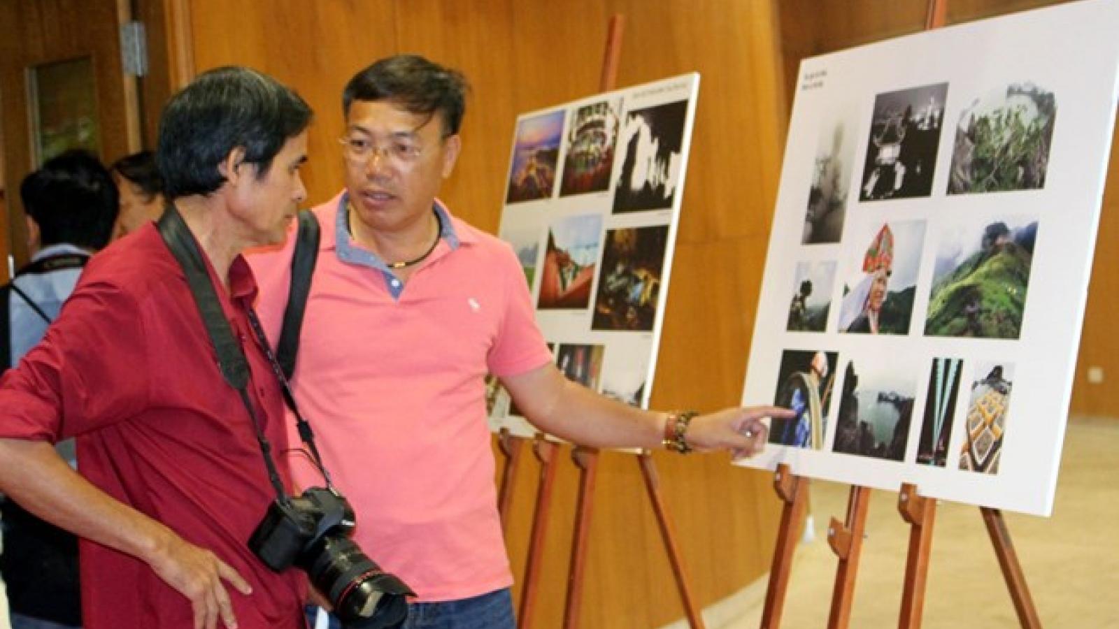 200 photos featuring Quang Ninh tourism on display