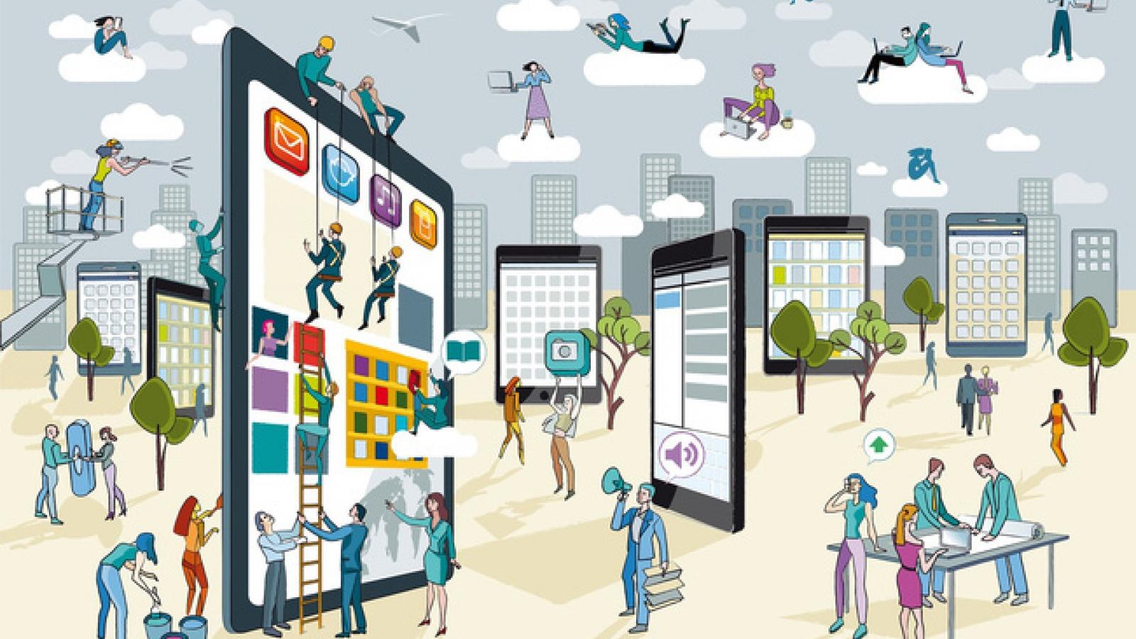 Uber, Grab, Bitcoin and Vietnam's digital economy