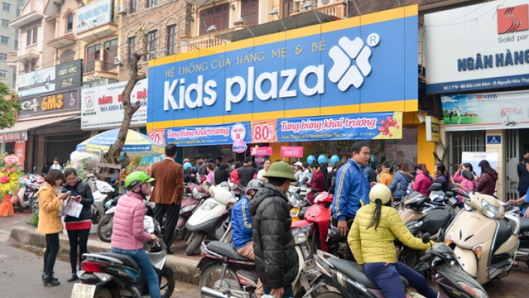Foreign investment funds target market for mothers and kids